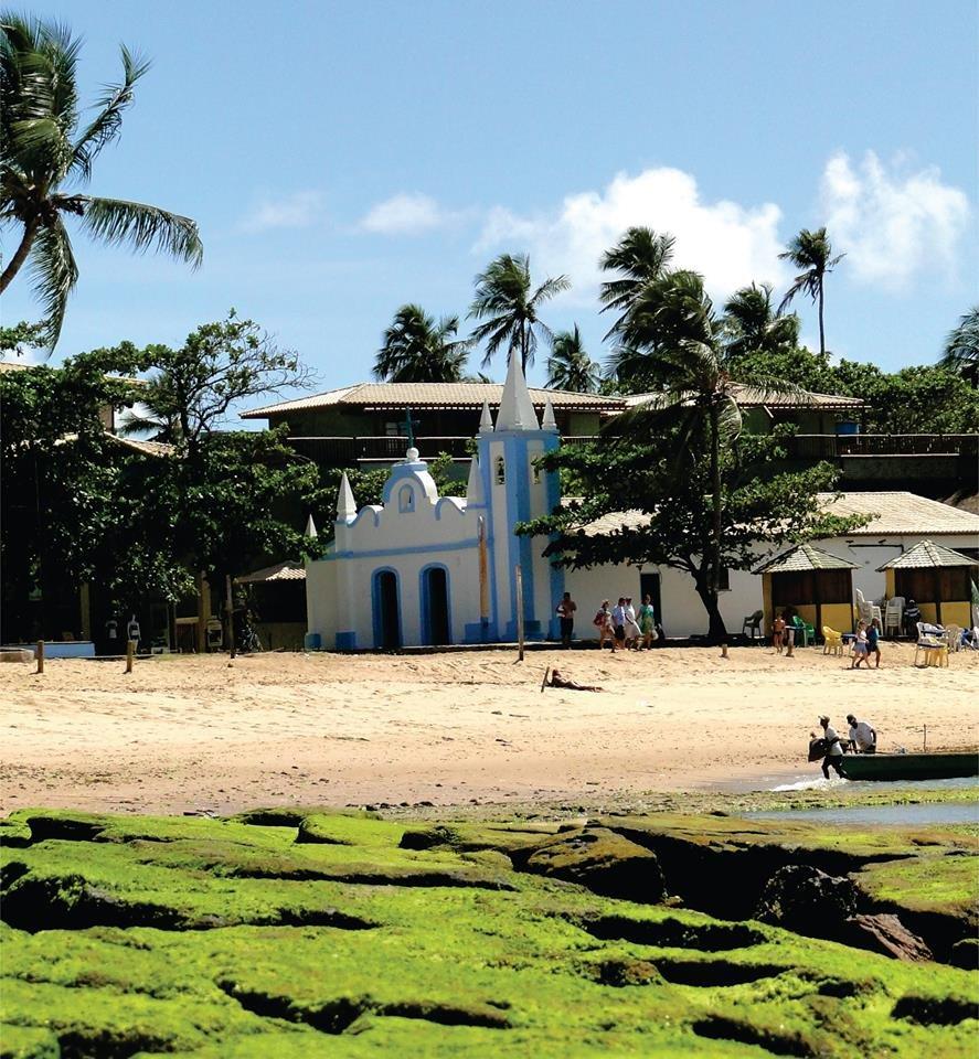 Igreja de São Francisco, Praia do Forte - Bahia