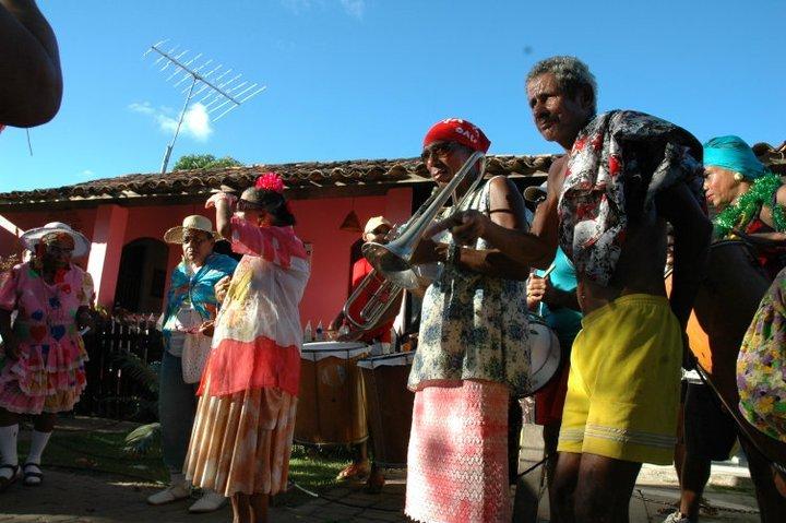 Carnaval Praia do Forte - Bahia