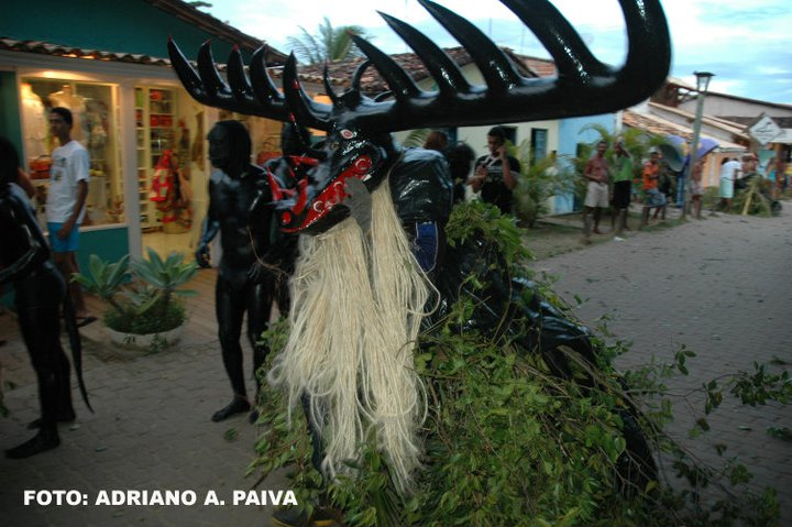 Carnaval 2017 Praia do Forte