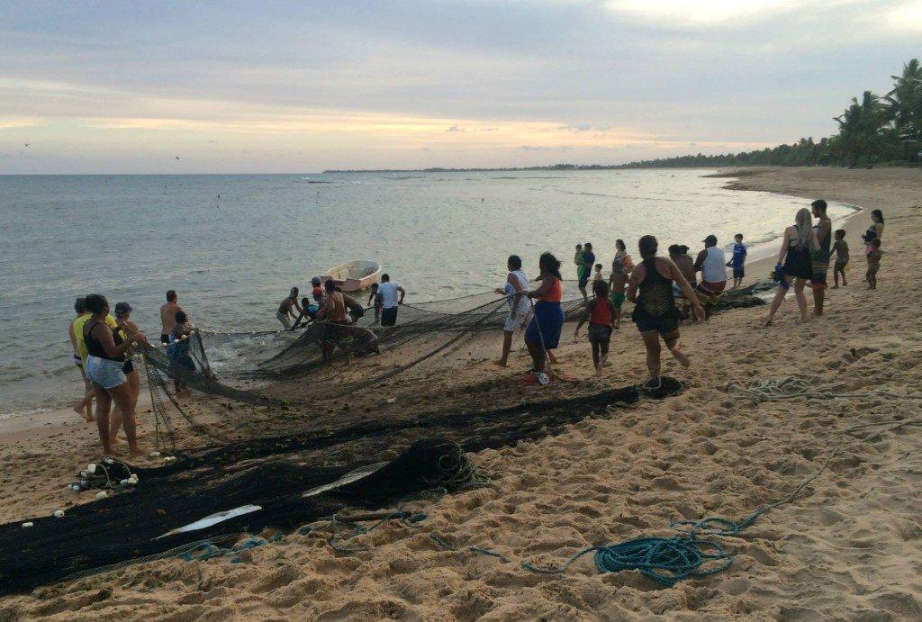 Pesca Praia do Forte
