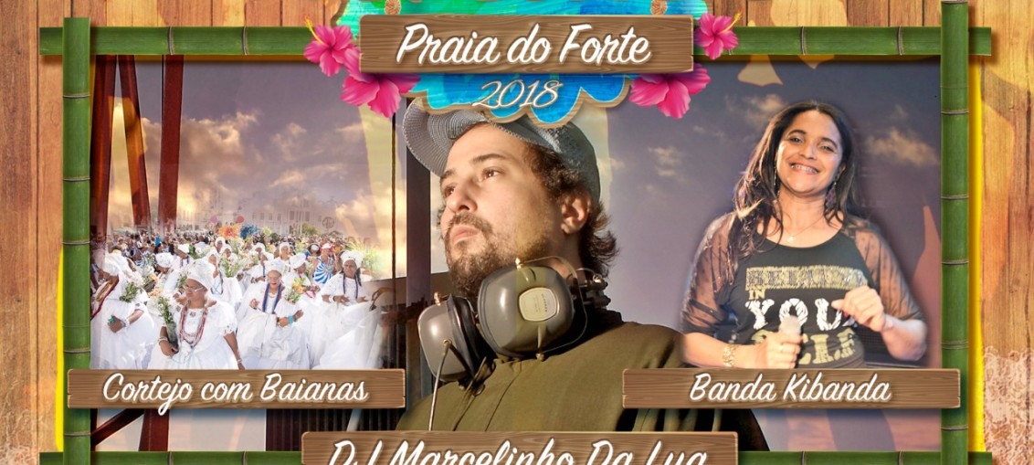 Reveillon Praia do Forte 2018