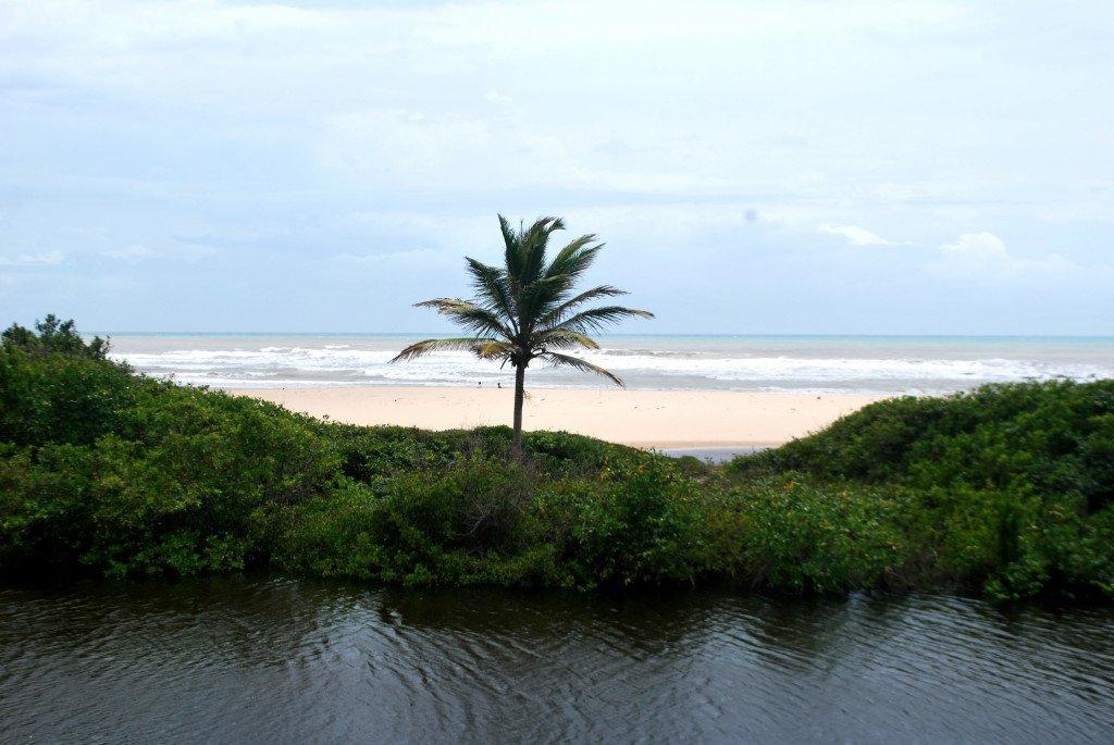 lago praia